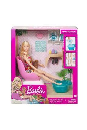 Barbie Sağlıklı Tırnak Bakımı Oyun Seti