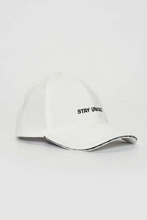 LC Waikiki Erkek Optik Beyaz Şapka