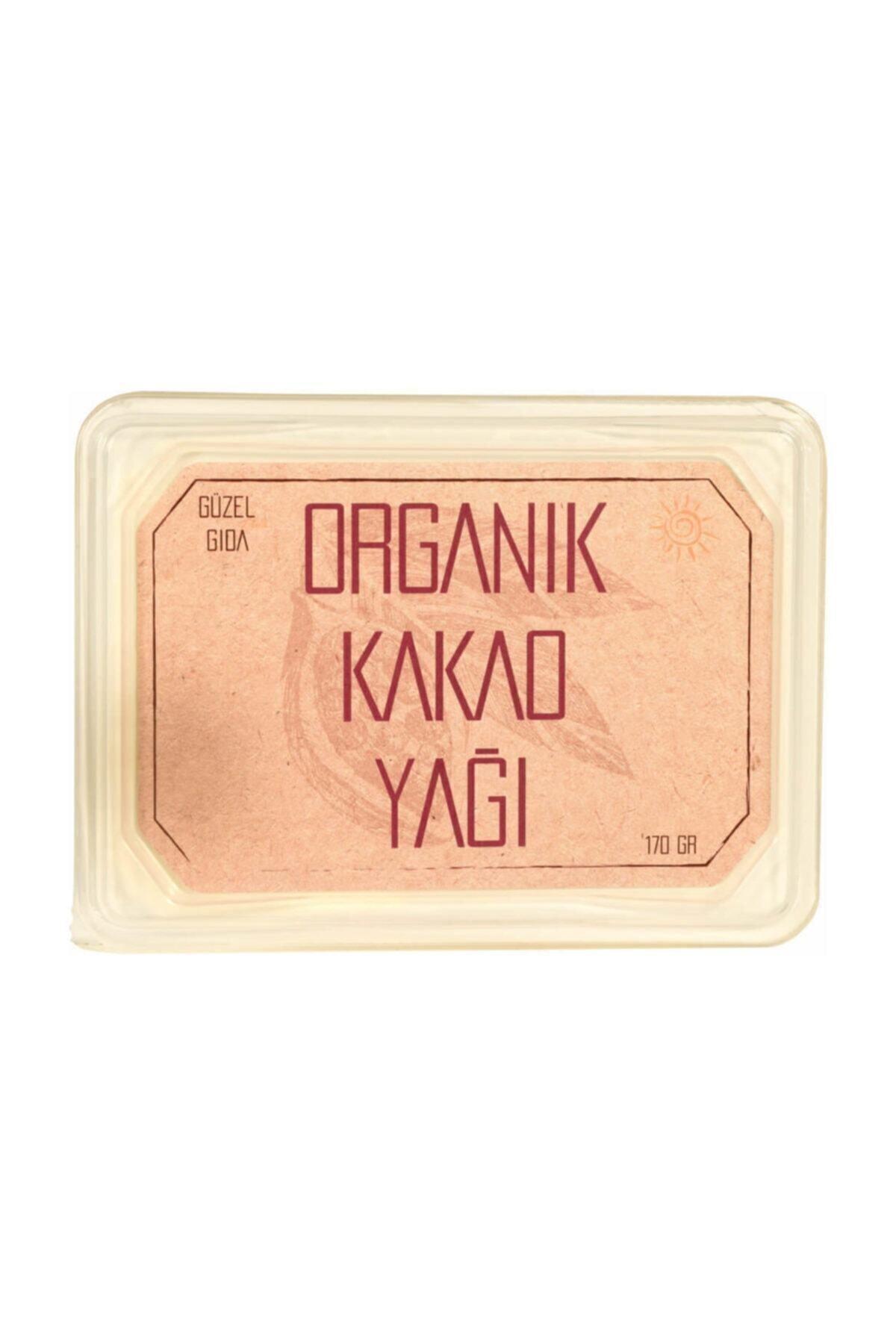 Güzel Gıda Organik Kakao Yağı 170 Gr 1