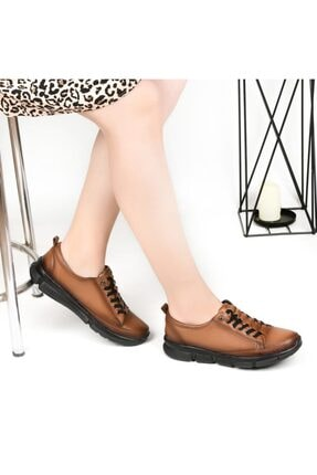 Pandora Kadın Taba Günlük Ayakkabı