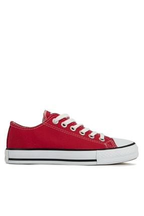 Slazenger Kadın Kırmızı Sun Sneaker Ayakkabı Sa11lk065