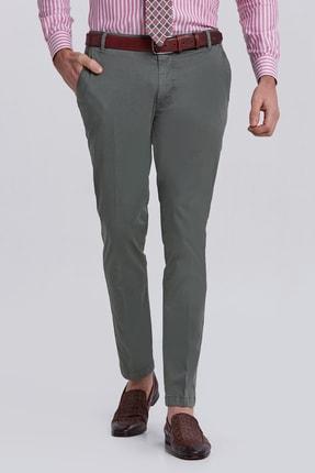 Hemington Erkek Haki Yazlık Chino Pantolon