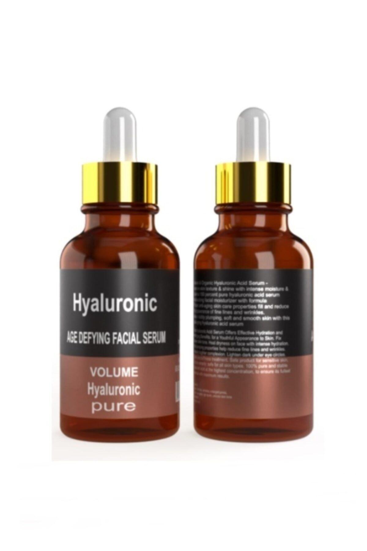 Pure Retinol & Vitamin C & Hyaluronic Acid & Glikolik Asit - 4'lü Set 2