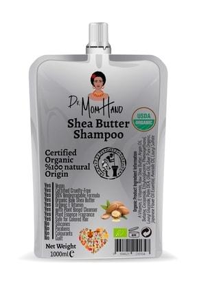 Dr. Mom Hand Shea Yağı Bitkisel Şampuan 1000ml Usda Sertifikalı