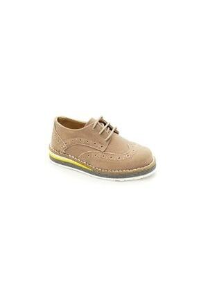 HARLİ Erkek Çocuk Kahverengi Oxford Ayakkabı