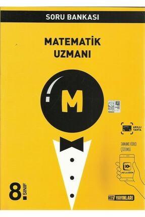 Hız Yayınları 8.Sınıf Matematik Uzmanı Soru Bankası