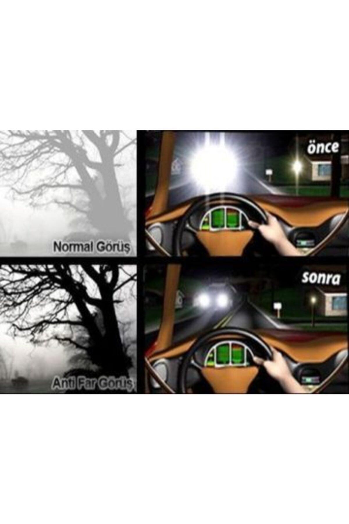 ArabaMaraba Anti Far Gece Görüş Gözlüğü 2