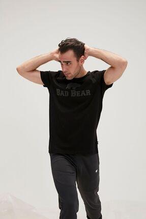 Bad Bear Siyah Erkek Tişört Tee Nıght (19.01.07.002-c01)