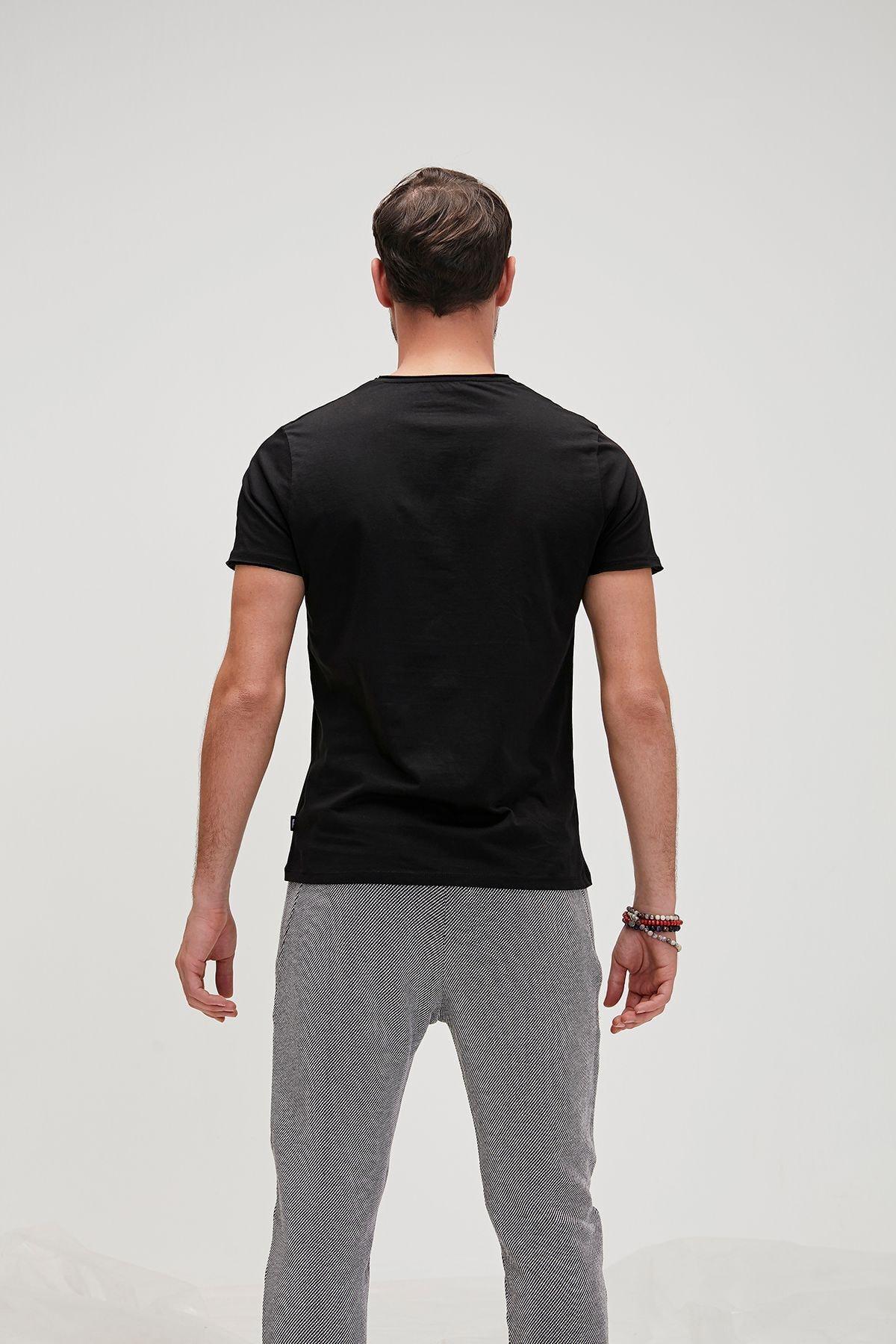 Bad Bear Erkek Baskılı T Shirt 20.01.07.015 2