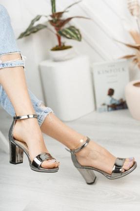 Life is Shoes Goya 9 Cm Topuklu Tek Bantlı Kadın Ayakkabı