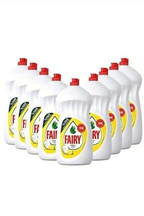Fairy Limonlu 1350 Ml Sıvı Bulaşık Deterjanı 9 Adet (bir Koli Toplam 9 Adet Fiyatıdır)