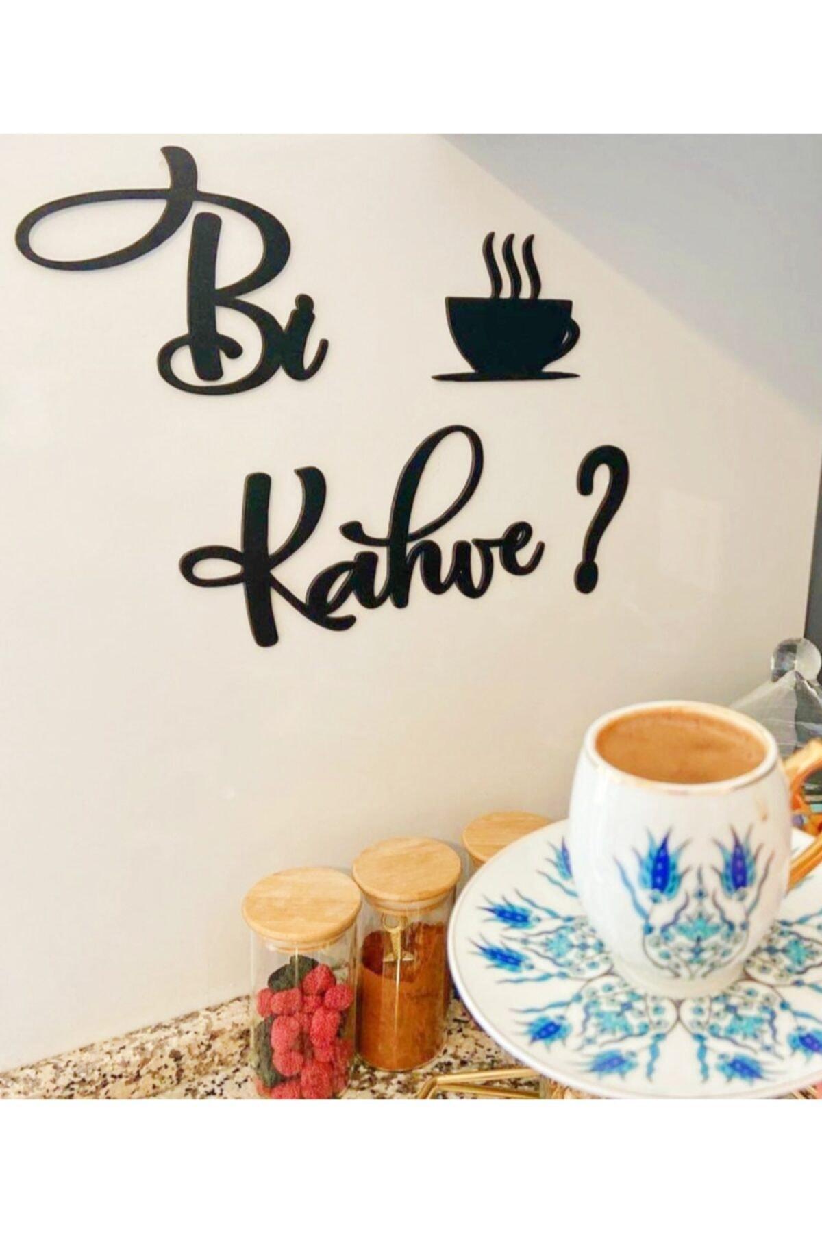 Kaya Hediyelik Dekoratif Bi Kahve 1