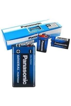 PANASONIC Pil 9v Kare Pil Panasonic
