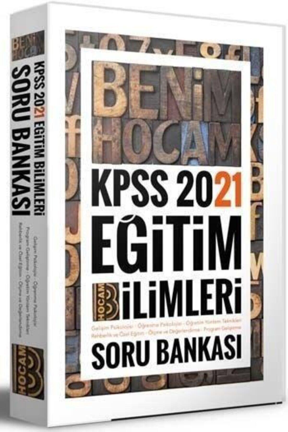 Benim Hocam Yayınları 2021 Kpss Eğitim Bilimleri Tek Kitap Soru Bankası 1