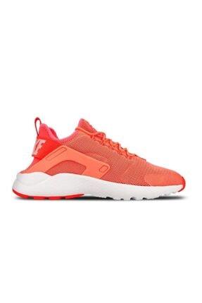 Nike Kadın Kırmızı Air Huarache Run UltraSpor Ayakkabı 819151-800