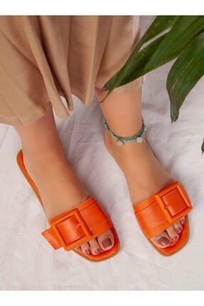 ayakkabıhavuzu Turuncu Terlik