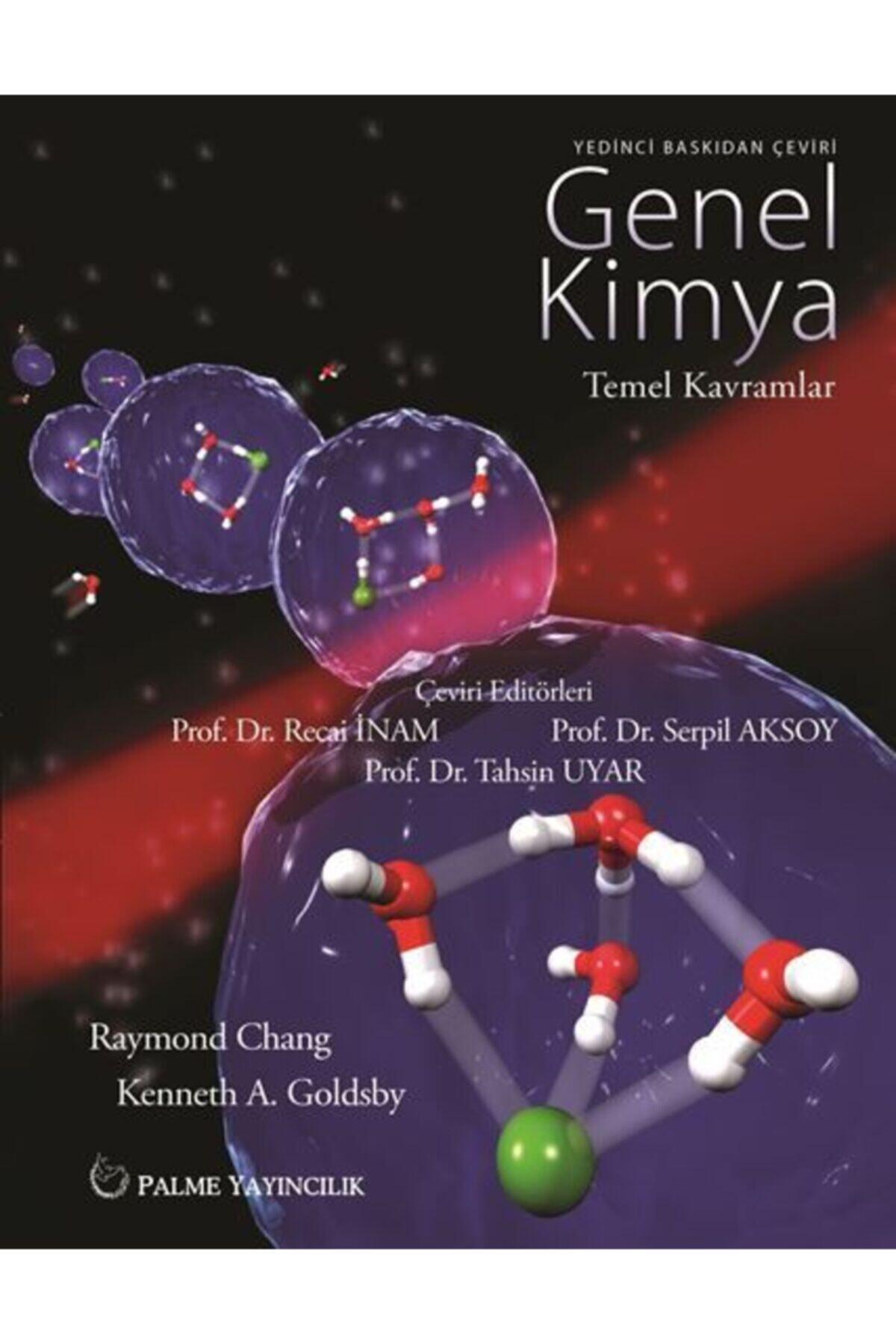 Palme Yayınevi Genel Kimya Temel Kavramlar 1