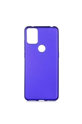 Alcatel 3x 2020 Kılıf Ultra Ince Renkli Dayanıklı Silikon Premier Model