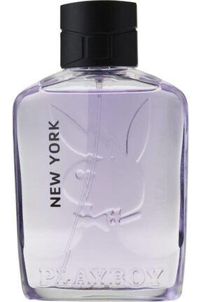Playboy New York Edt 100 ml Erkek Parfümü 3614222001201