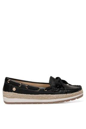 Nine West ALITHIEN 1FX Siyah Kadın Loafer Ayakkabı 101027301