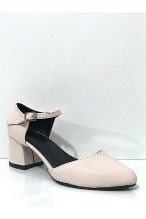 PUNTO Kadın Topuklu Ayakkabı 527137