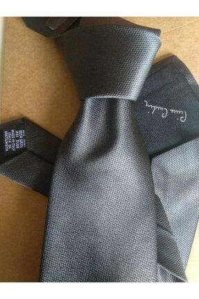 Pierre Cardin Hakiki Ipek Özel Üretim Italyan Kravat