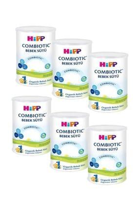 Hipp Organik Combiotic Bebek Sütü 1 Numara 350 gr x 6 Adet
