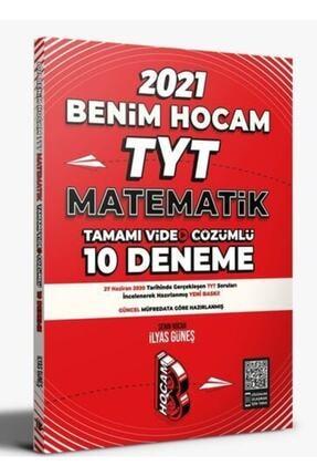 Benim Hocam 2021 Tyt Matematik Tamamı Video Çözümlü 10 Deneme