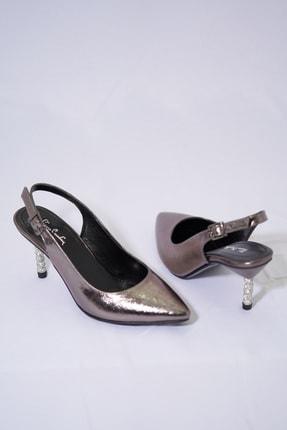 Pierre Cardin Kadın Taşlı Ökçeli Stiletto