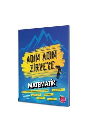 Newton Yayınları Adım Adım Zirveye 7. Sınıf Matematik Soru Bankası