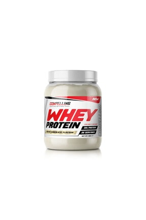 Compelling Nutrition Whey Proteın 400g - 20 Servis Beyaz Çikolata