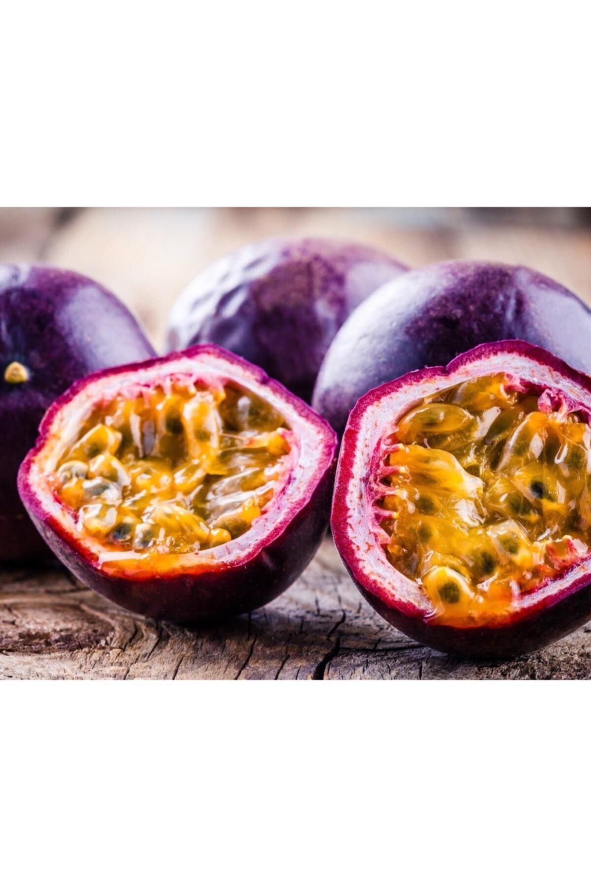 TROPİK SEPETİ Çarkıfelek (pasiflora) Meyvesi - 2 Adet 2