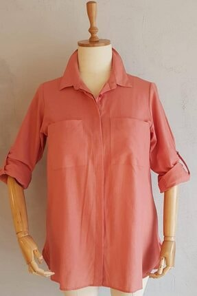 Hanezza Cep Detaylı Gömlek