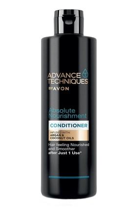 AVON Advance Techniques Argan Yağı Içeren Besleyici Saç Kremi 250 ml
