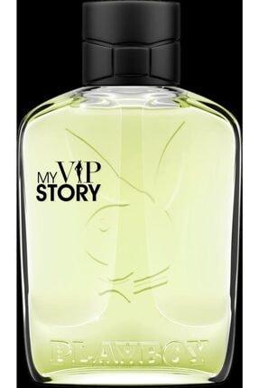 Playboy My VIP Story EDT 100 ml Erkek Parfüm