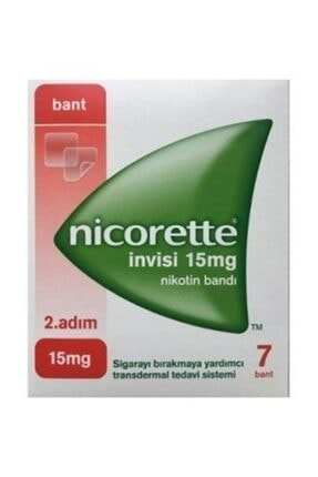 Nicotine 2.adım Nikotin Bandı