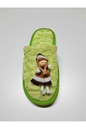 HDD Tobi Kız Çocuk Peluş Ev Terlik