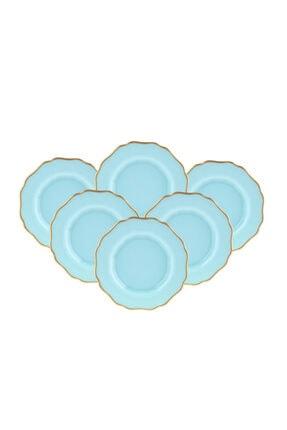 Karaca Empire Mint 6lı Pasta Seti