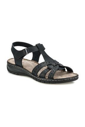 Polaris 91.158589.Z Siyah Kadın Sandalet 100375013