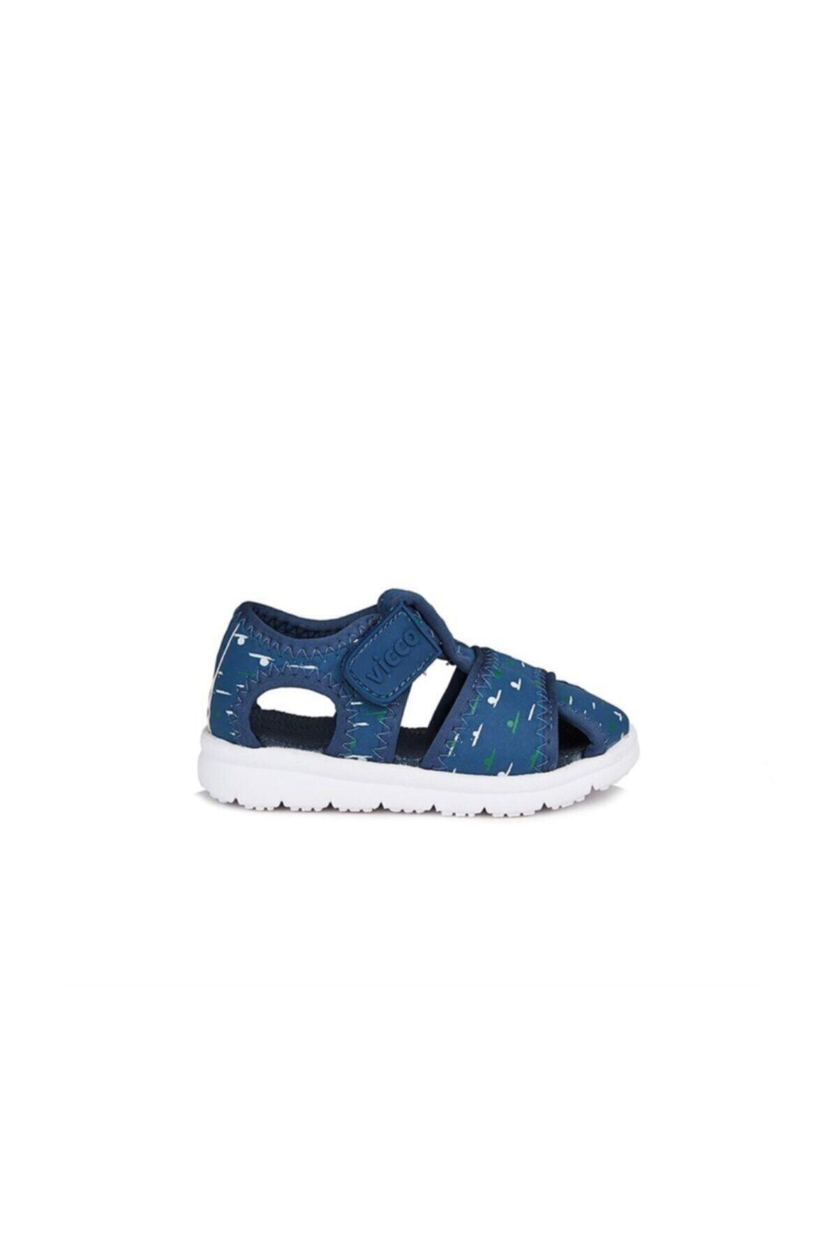 Vicco Bumba Unisex Çocuk Sandalet Lacivert 2