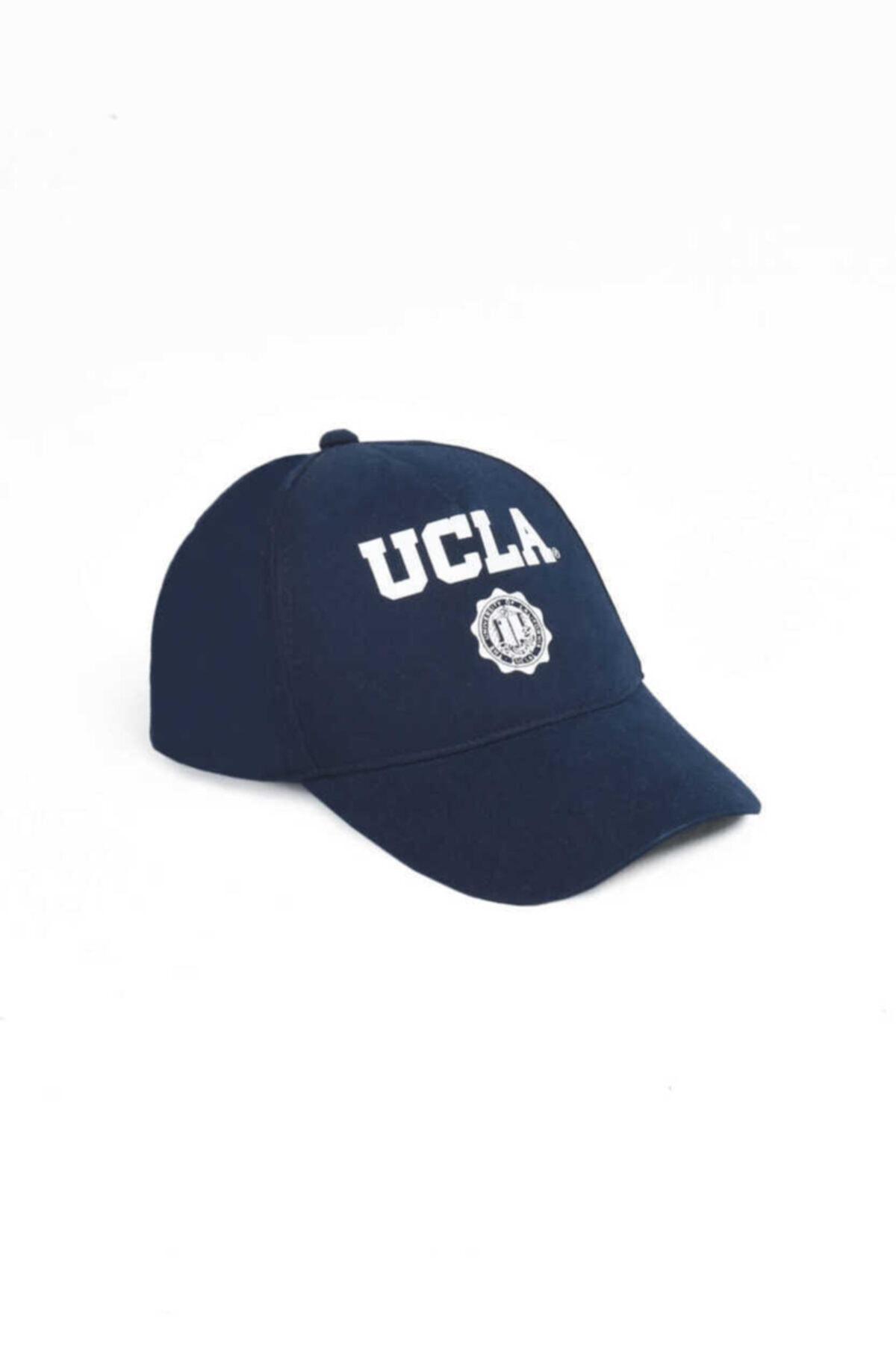 UCLA Unısex Lacivert Baseball Cap Hanford Şapka 2