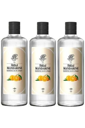 Rebul Mandarine Kolonya 270 ml X 3 86912266045961