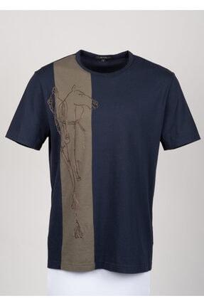 Gucci Lacivert Tişört