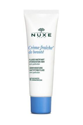 Nuxe Creme Fraiche De Beaute Fluıde Matifiant New Formula