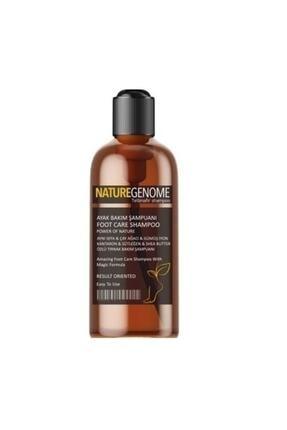 NATURE GENOME Ayak Bakım Tırnak Mantarı Şampuanı 150 ml