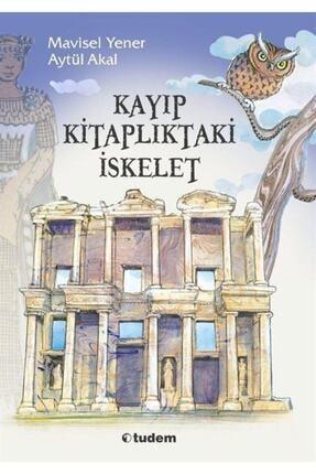 Tudem Yayınları Kayıp Kitaplıktaki Iskelet Serisi (3 Kitap Takım) - Aytül Akal -