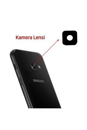 Samsung Galaxy A320 A3 2017 A520 A5 2017 A720 A7 2017 Için Kamera Lens Camı