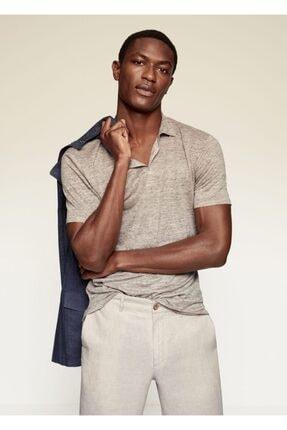 MANGO Man Erkek Polo Tişört