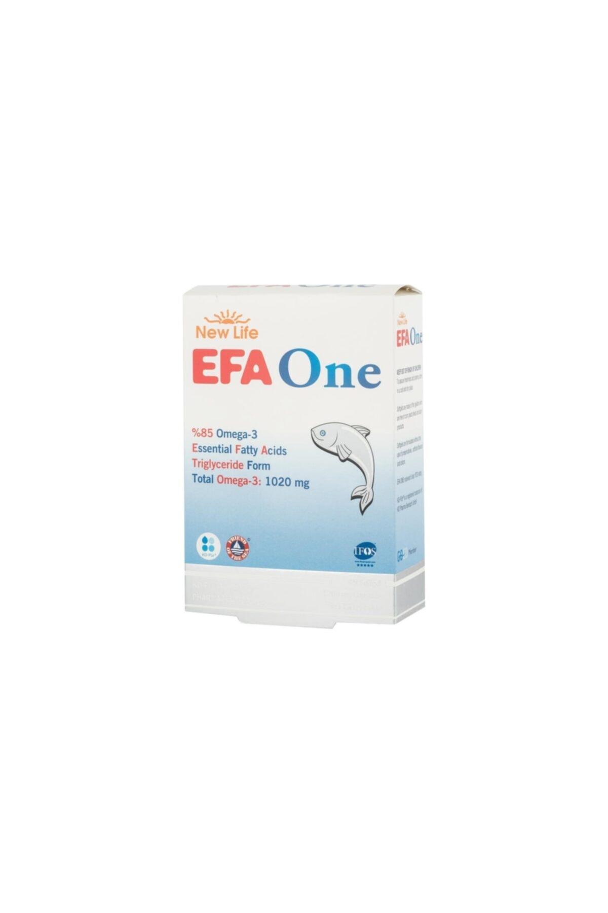 New Life Efa One 45 Kapsül 1