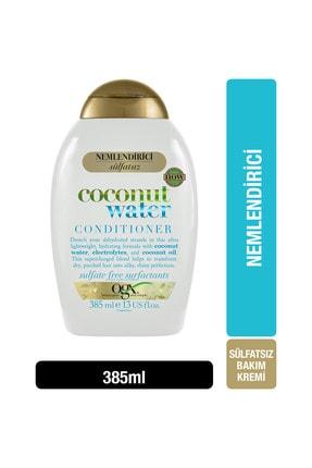 OGX Nemlendirici Coconut Water Sülfatsız Bakım Kremi 385 ml